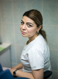 Оганисян Анна Давидовна - ассистент стоматолога