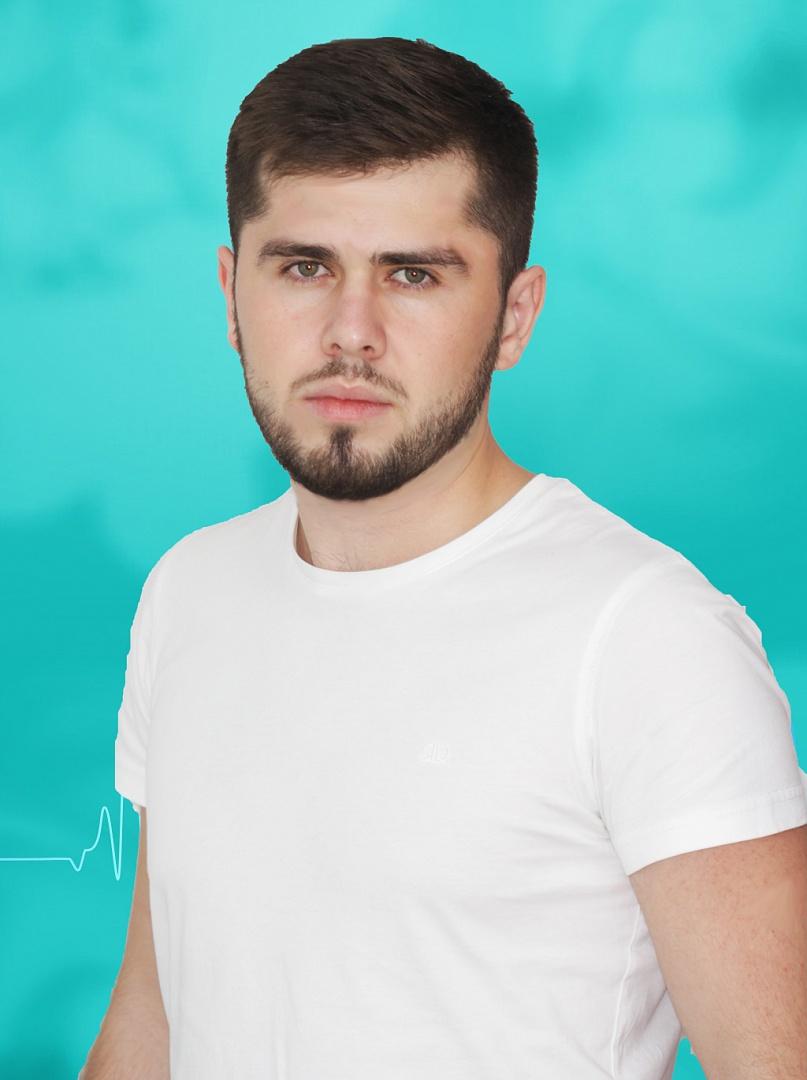 Ибрагимов Мурад Ибрагимович врач стоматолог